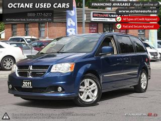 Used 2011 Dodge Grand Caravan Crew for sale in Scarborough, ON