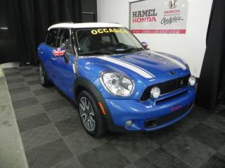 Used 2013 MINI Cooper Countryman S AWD for sale in St-Eustache, QC