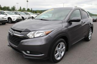 Used 2016 Honda HR-V Ex-L Cuir Toit for sale in St-Basile-le-Grand, QC