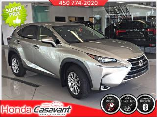 Used 2017 Lexus NX 200t Nx200t for sale in St-Hyacinthe, QC