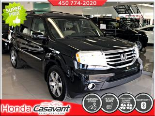 Used 2015 Honda Pilot Touring AWD for sale in St-Hyacinthe, QC