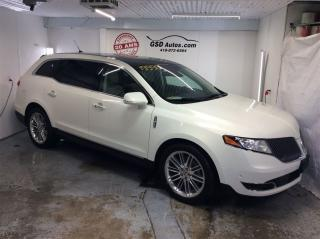 Used 2013 Lincoln MKT EcoBoost for sale in L'ancienne-lorette, QC