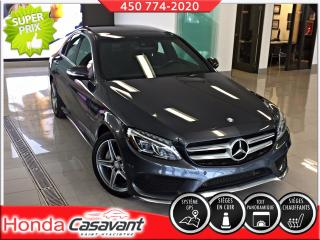 Used 2015 Mercedes-Benz C 300 C 300 Awd for sale in St-Hyacinthe, QC