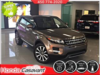 Used 2015 Land Rover Evoque Prestige for sale in St-Hyacinthe, QC