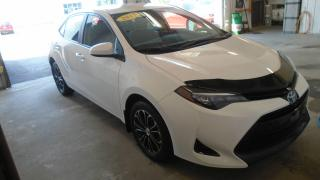 Used 2017 Toyota Corolla LE berline 4 portes CVT for sale in Alma, QC