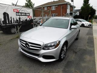 Used 2015 Mercedes-Benz C 300 C-Class 4 Matic for sale in Longueuil, QC