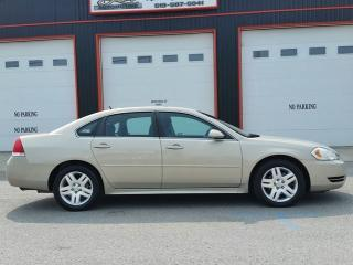 Used 2011 Chevrolet Impala LT for sale in Jarvis, ON