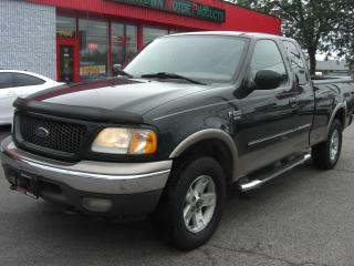 Used 2003 Ford F-150 XLT FX4 EXT 4X4 for sale in London, ON
