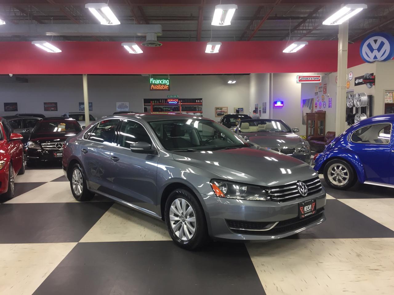 2015 Volkswagen Passat 1.8 TSI TRENDLINE AUT0 A/C CRUISE H/SEATS 108K