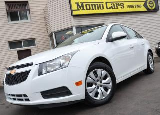 Used 2014 Chevrolet Cruze 1LT!BackupCam!CleanCarproof!Only$96/Bi-weekly! for sale in St Catharines, ON