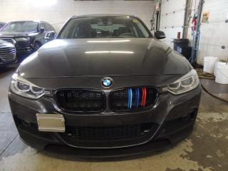 Used 2014 BMW 328i xDrive, NAVI, CAMERA, UPDATED TO M PACKAGE for sale in Mississauga, ON