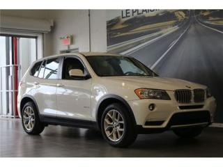 Used 2014 BMW X3 xDrive28i for sale in Montreal, QC
