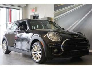 Used 2017 MINI Cooper S Clubman All 4 for sale in Montreal, QC