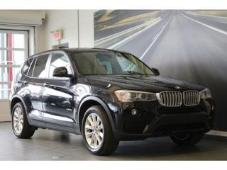 Used 2015 BMW X3 xDrive28i for sale in Montreal, QC