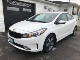 Used 2018 Kia Forte LX for sale in Kingston, ON