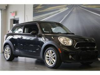 Used 2014 MINI Cooper S for sale in Montreal, QC