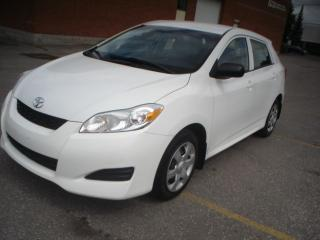 Used 2010 Toyota Matrix HATCHBACK,AUTO,4 DOOR for sale in Mississauga, ON