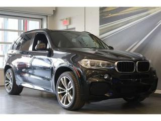 Used 2016 BMW X5 Xdrive35i Ligne M for sale in Montreal, QC