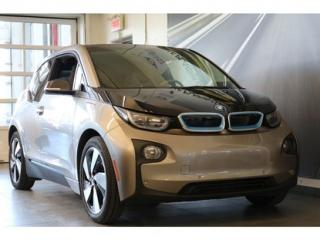 Used 2015 BMW i3 Range Extender for sale in Montreal, QC