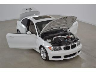 Used 2011 BMW 1 Series 135 Coupe 3.0 Turbo Cuir for sale in Charlemagne, QC