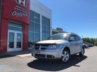 Used 2010 Dodge Journey SXT for sale in Victoriaville, QC