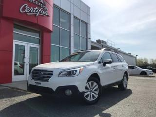 Used 2015 Subaru Outback Touring for sale in Victoriaville, QC