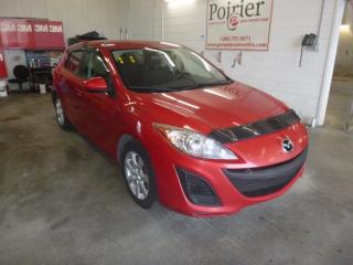 Used 2011 Mazda MAZDA3 GX for sale in Val-D'or, QC