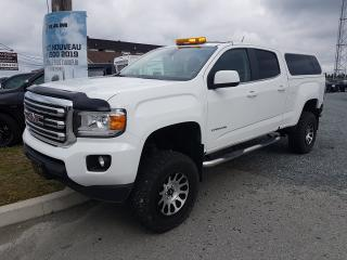 Used 2016 GMC Canyon 4WD SLE for sale in Val-D'or, QC