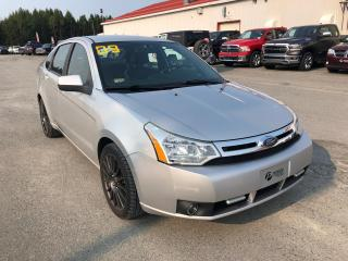 Used 2009 Ford Focus SES for sale in Val-D'or, QC