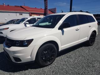 Used 2016 Dodge Journey SXT 7 PASSAGERS for sale in Val-D'or, QC