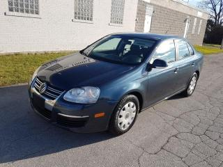 Used 2007 Volkswagen Jetta 2,5L 5CYL CERTIFIED EXTRA WINTER TIRES ON RIMS for sale in Oakville, ON