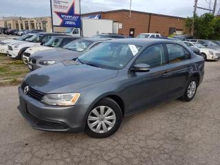 Used 2014 Volkswagen Jetta TRENDLINE PLUS-HEATED SEATS-CERTIFIED for sale in Oakville, ON