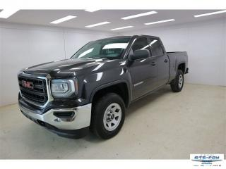 Used 2016 GMC Sierra 1500 Sl Double Cab 4x4 for sale in Ste-Foy, QC