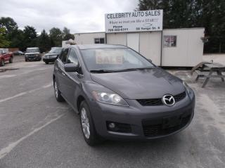 Used 2007 Mazda CX-7 AWD LEATHER for sale in Elmvale, ON