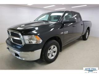 Used 2017 RAM 1500 SXT *4X4 AWD V8 5.7L PLAN OR 5ANS/100 000KM* for sale in Ste-Foy, QC