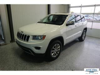 Used 2014 Jeep Grand Cherokee Ltd 4x4 Awd for sale in Ste-Foy, QC