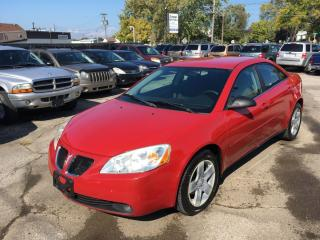 Used 2007 Pontiac G6 SE for sale in Sarnia, ON