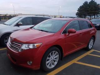 Used 2010 Toyota Venza AWD-4CYL-19''ALLOY'S-CERTIFIED for sale in Oakville, ON