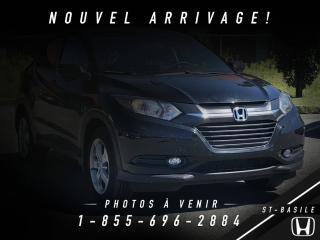 Used 2016 Honda HR-V EX * GARANTIE + AWD + BAS KILO + WOW! for sale in St-Basile-le-Grand, QC