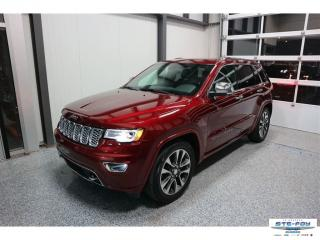 Used 2017 Jeep Grand Cherokee Overland 4x4 Awd for sale in Ste-Foy, QC
