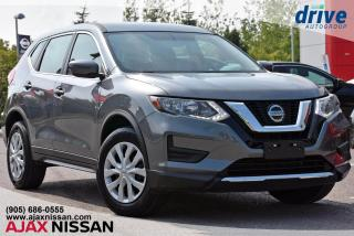 New 2018 Nissan Rogue S for sale in Ajax, ON