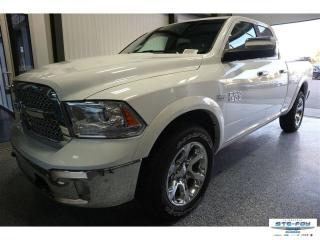 Used 2017 RAM 1500 Laramie for sale in Ste-Foy, QC