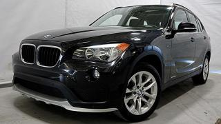 Used 2015 BMW X1 XDRIVE28I XDRIVE CUIR TOIT for sale in Laval, QC