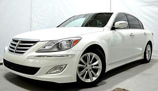 Used 2013 Hyundai Genesis 3.8 Premium Cuir for sale in Laval, QC