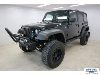 Used 2012 Jeep Wrangler Sport 4x4 Awd for sale in Ste-Foy, QC