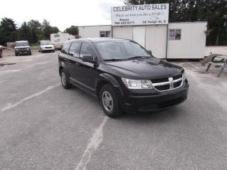 Used 2010 Dodge Journey SE for sale in Elmvale, ON