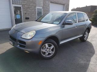 Used 2005 Porsche Cayenne S-FULLY LOADED-CERTIFIED for sale in Oakville, ON