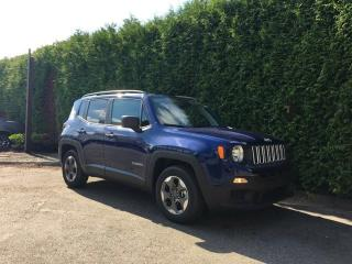 New 2018 Jeep Renegade Sport + BACK-UP CAMERA + AUTOMATIC for sale in Surrey, BC