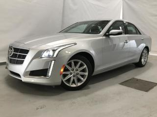 Used 2014 Cadillac CTS Awd Luxury Cuir for sale in Laval, QC