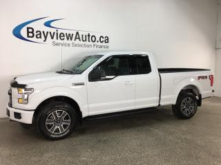 Used 2015 Ford F-150 - REM START! HITCH! HTD SEATS! NAV! SYNC! REVERSE CAM! for sale in Belleville, ON